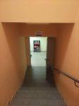 schody w dół