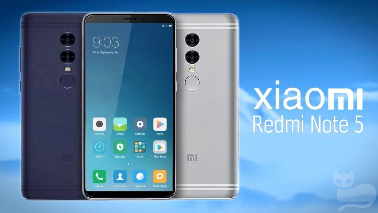 Xiaomi Redmi Note 5 Promo