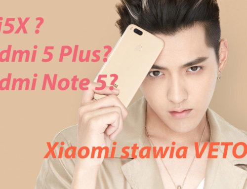 Zabezpieczenia w nowych modelach Xiaomi [2018]
