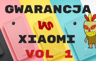 Gwarancja vs Xiaomi