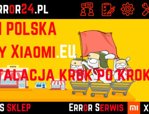Jak zainstalować MIUI Polska?