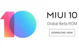 MIUI 10 Global Fastboot Rom