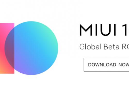 Pojawiło się MiUi 10 Global