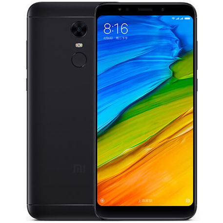 Xiaomi Redmi 5 Plus Black
