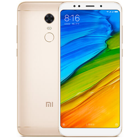 Xiaomi Redmi 5 Plus Gold