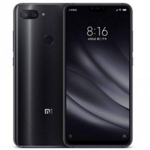 Mi8 lite black