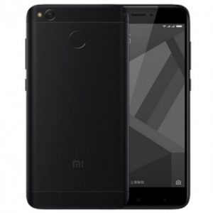 redmi 4x black