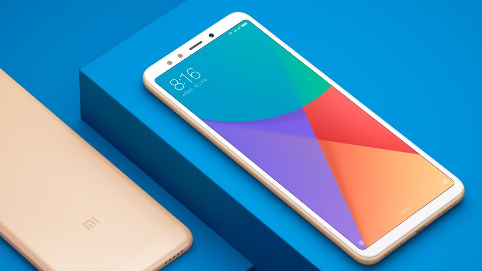 Xiaomi-Redmi Note 5